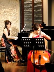 チェロ&ピアノ